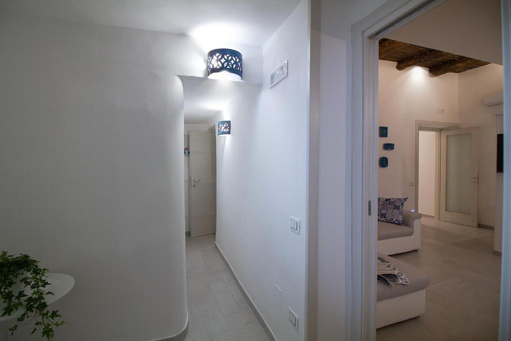 A bathroom at Kallion house