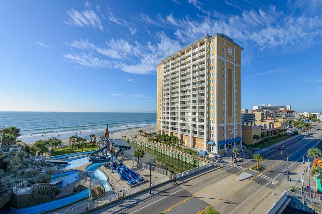 Resort Westgate Oceanfront, Myrtle Beach, SC