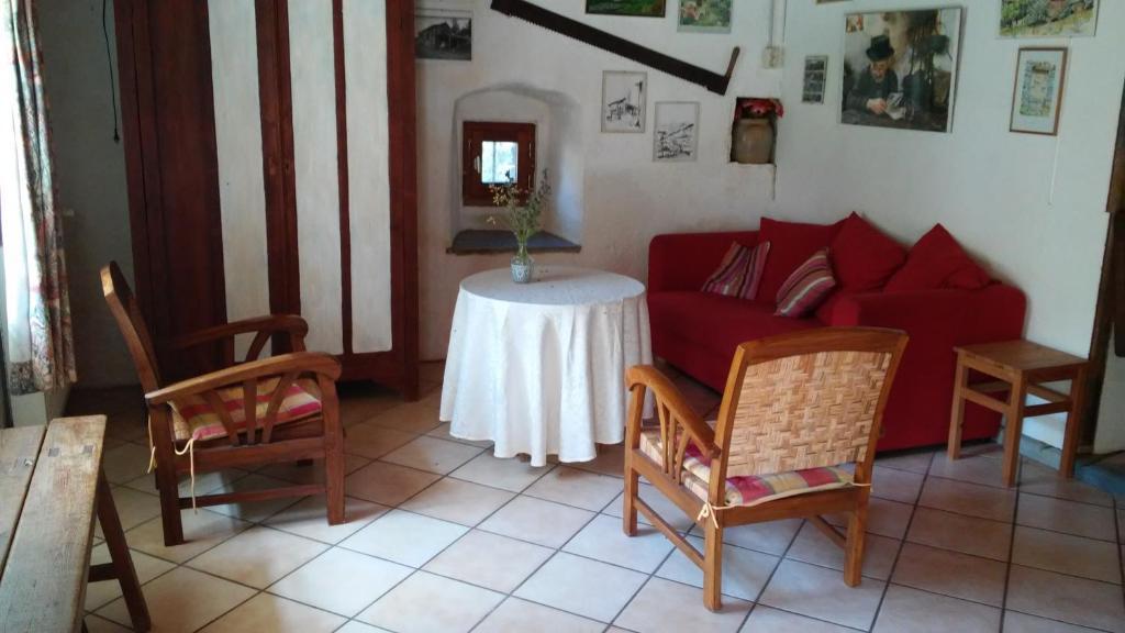 Chambres d'Hôtes La Garnasette
