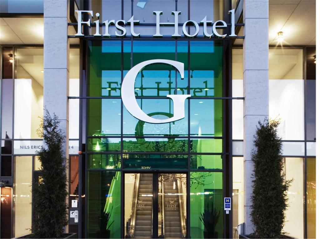 First Hotel G, Gothenburg, Sweden