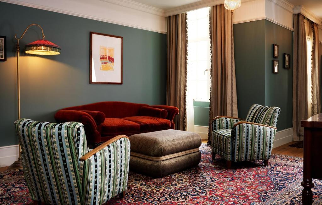 افضل فنادق لندن الموصي بها للسياح العرب فندق ذا نيد