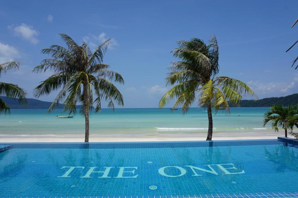 The swimming pool at or near The One Resort