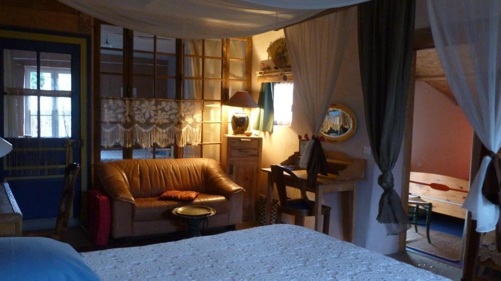 Pension Maison d\'hotes Le Jardin , Les Avenières, Frankreich ...