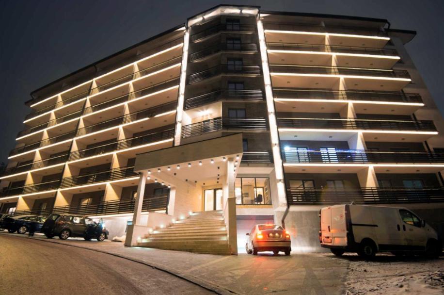 Lux Apartman U Vili Pekovic Zlatibor Serbia Bookingcom