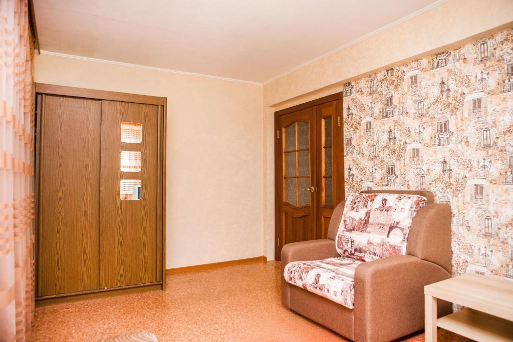 Гостиная зона в проспект Кузбасский 12А