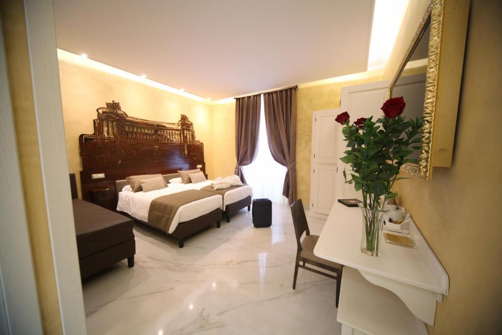 A room at Maison Tritone