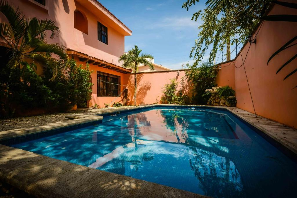 A piscina localizada em Bed and Breakfast Eclipse ou nos arredores