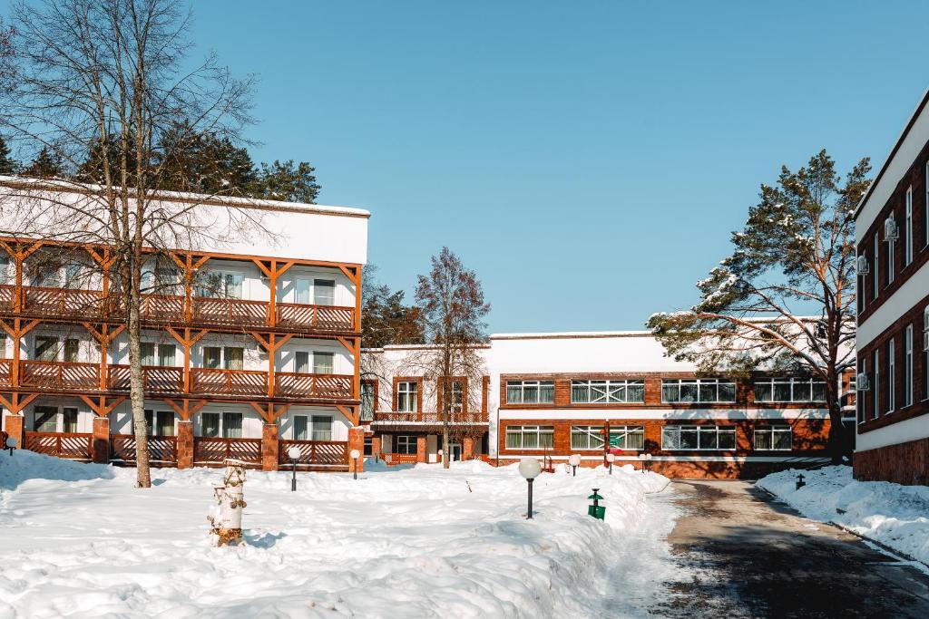Яхонты Таруса зимой