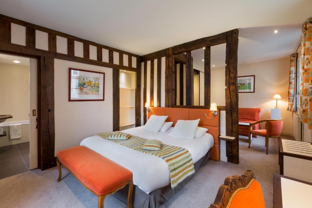 Hotel Restaurant Le Dauphin Et Le Spa Du Prieure Caen Tarifs 2020