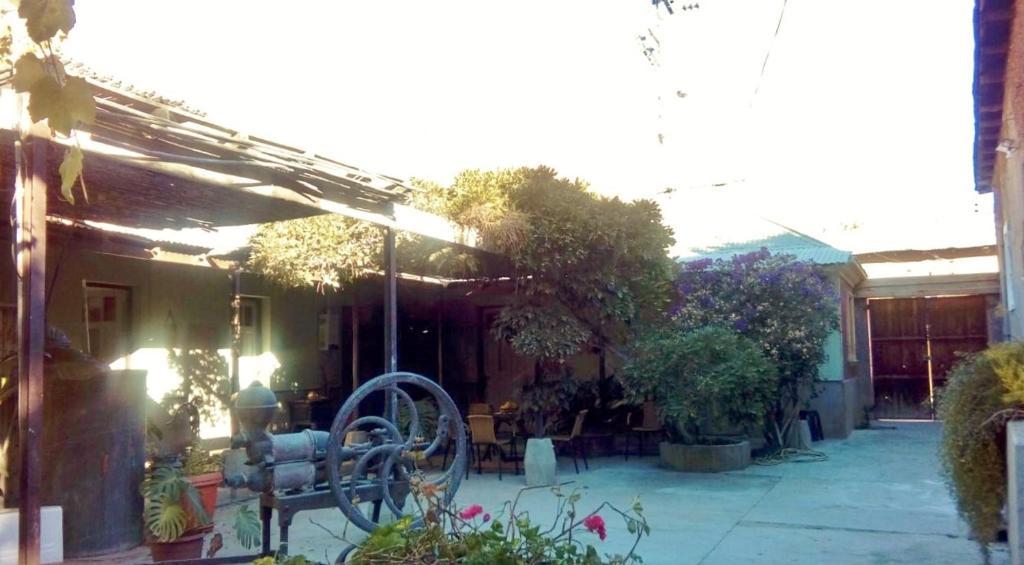 Un restaurante o sitio para comer en Casa Familiar Pisco Elqui