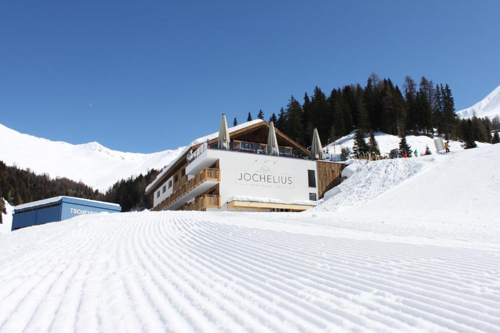 Bergresort Das Jochelius בחורף
