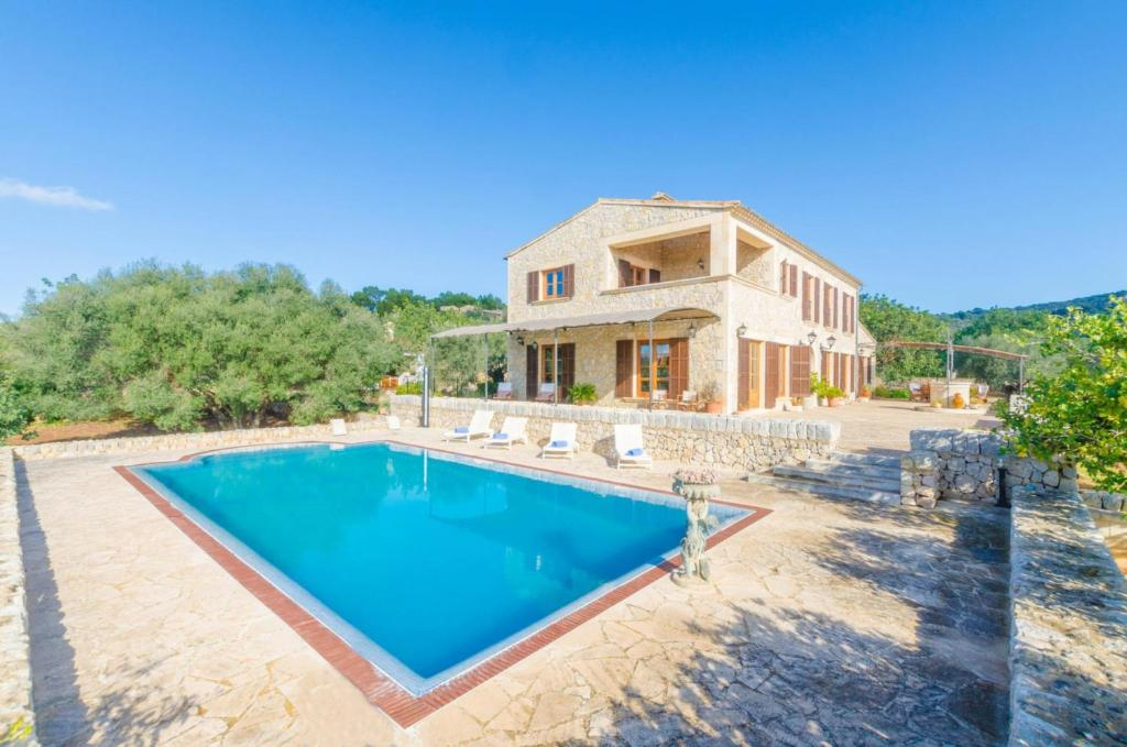 Villa Ca Na Ramona, Son Carrió, Spain - Booking.com