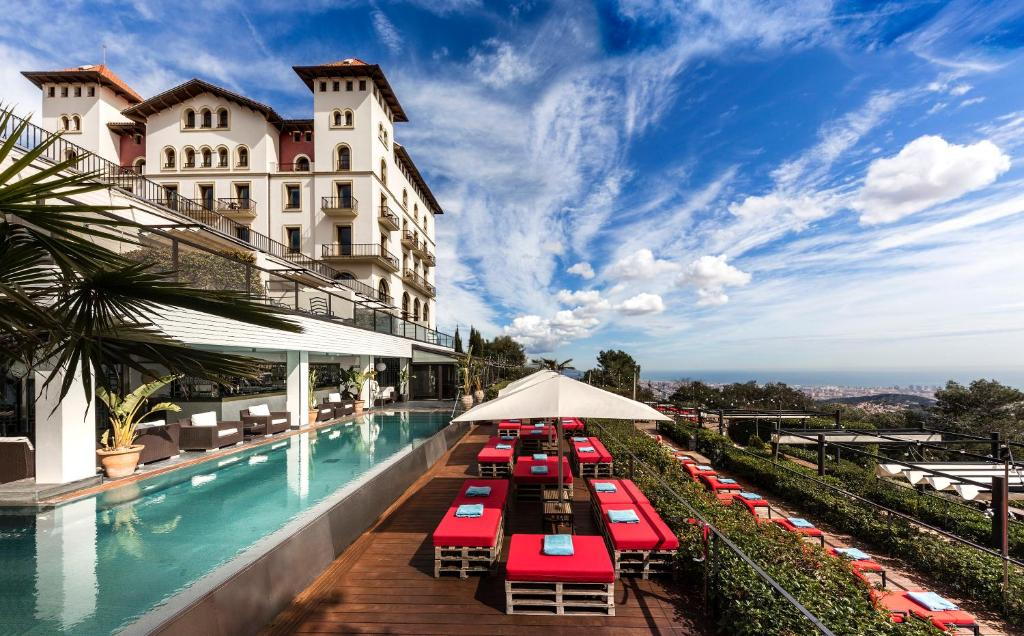 Gran Hotel La Florida G.L Monumento, Barcelona – Precios ...