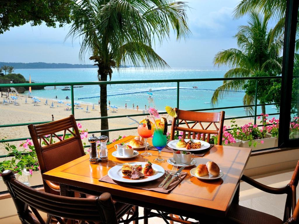 Hotel Moon Beach Onna An Booking