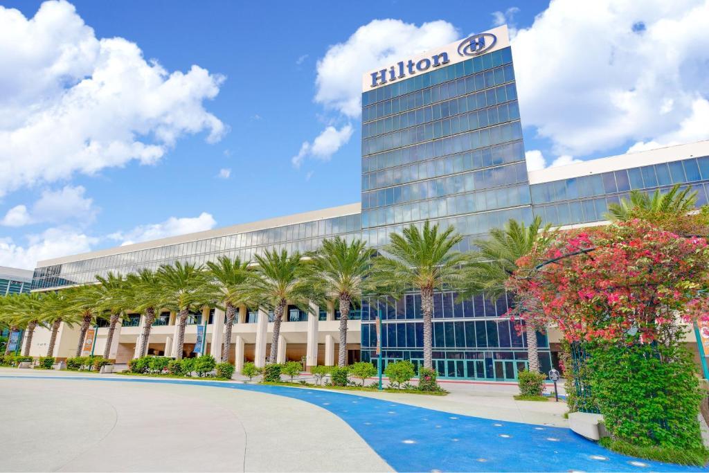 Hilton Anaheim Updated 2020