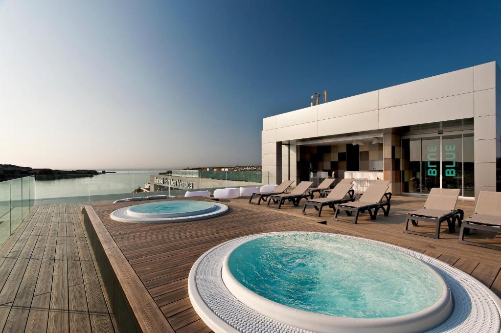 The swimming pool at or near Barceló Hamilton Menorca Adults Only