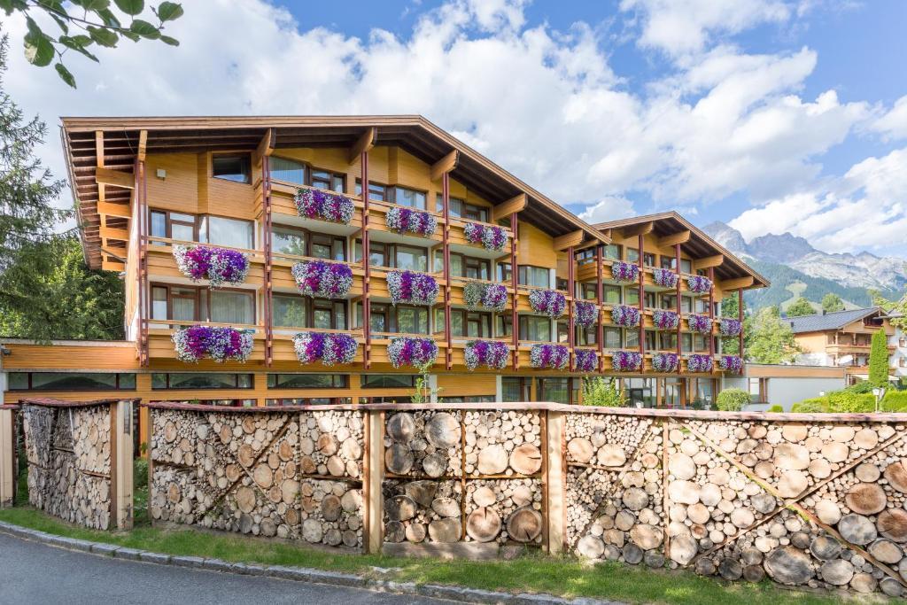 Hotel Alpenland Maria Alm Maria Alm Am Steinernen Meer Austria