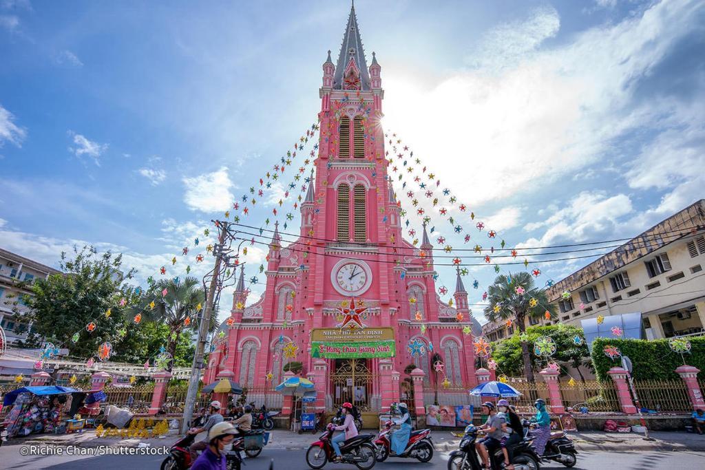 Amazing location&View in HCMC 1min Tan Dinh Church