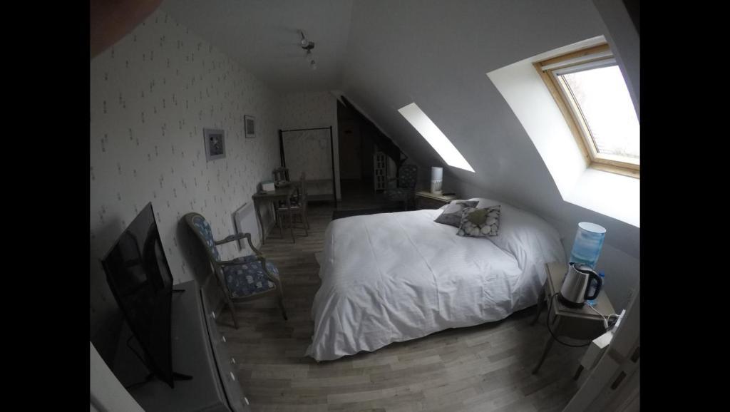 Chambres d'hôtes L'Abri Cotier Rue de la Baie