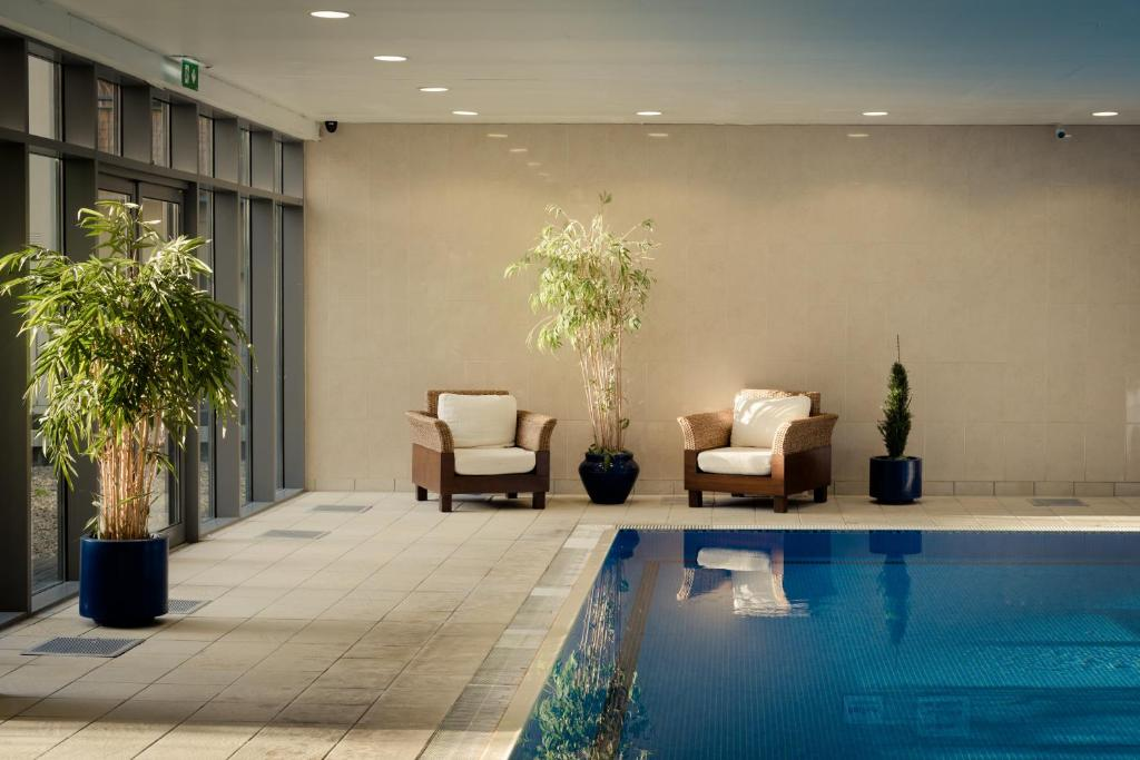 The swimming pool at or near Rochestown Lodge Hotel & Spa