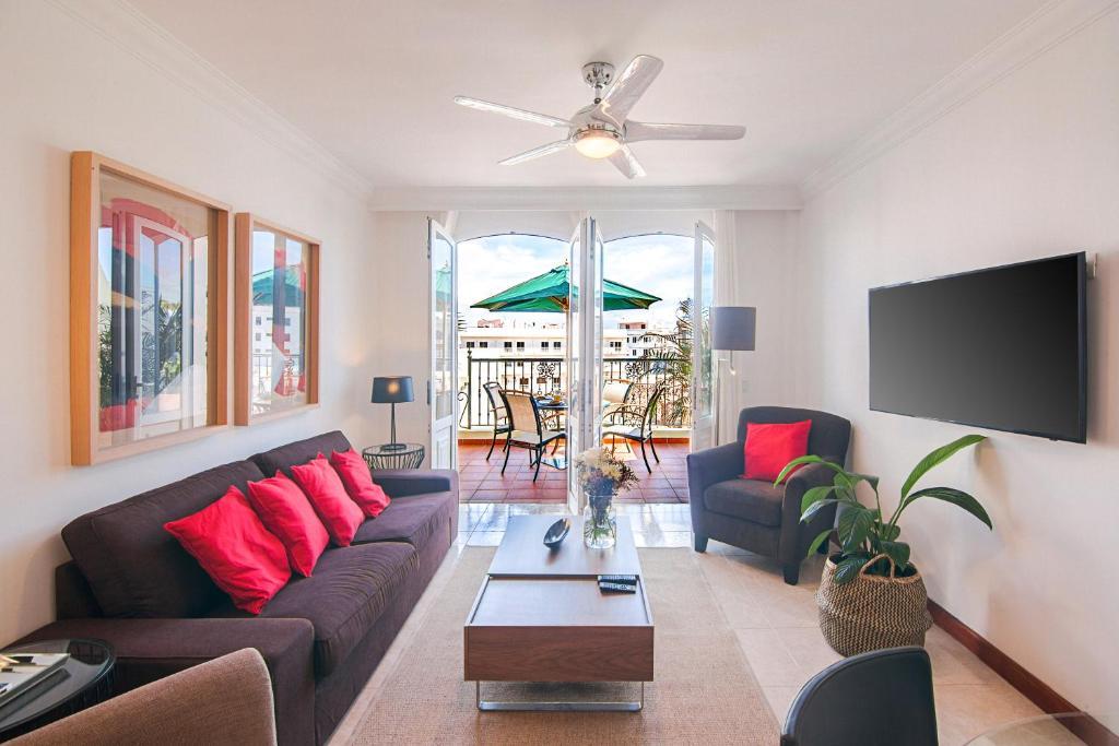 Apartment Rooms Suites Terrace 4c Arrecife Spain
