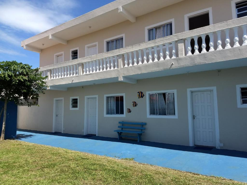 Blue Marine Apartamentos Brasil Ilha Comprida Booking Com