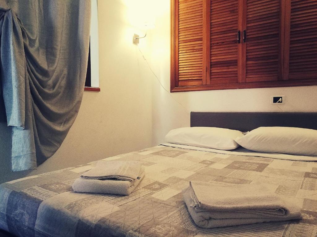 Letto o letti in una camera di Vintage Apartment