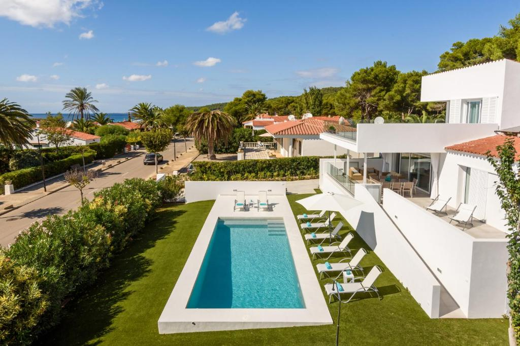 A view of the pool at VILLA LUCIA B17 or nearby