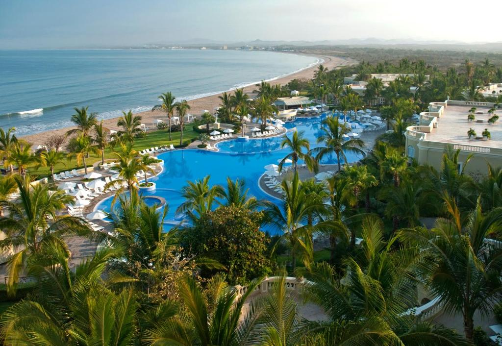 A view of the pool at Pueblo Bonito Emerald Bay Resort & Spa - All Inclusive or nearby