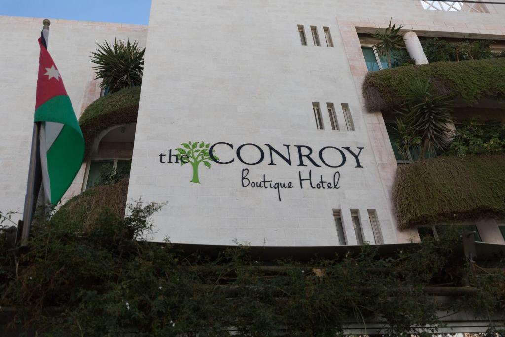 هتل The Conroy Boutique Hotel