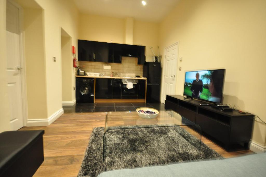 Living Room Center Bedford In.Luxurious 2 Bed Apartment Bedford Uk Booking Com