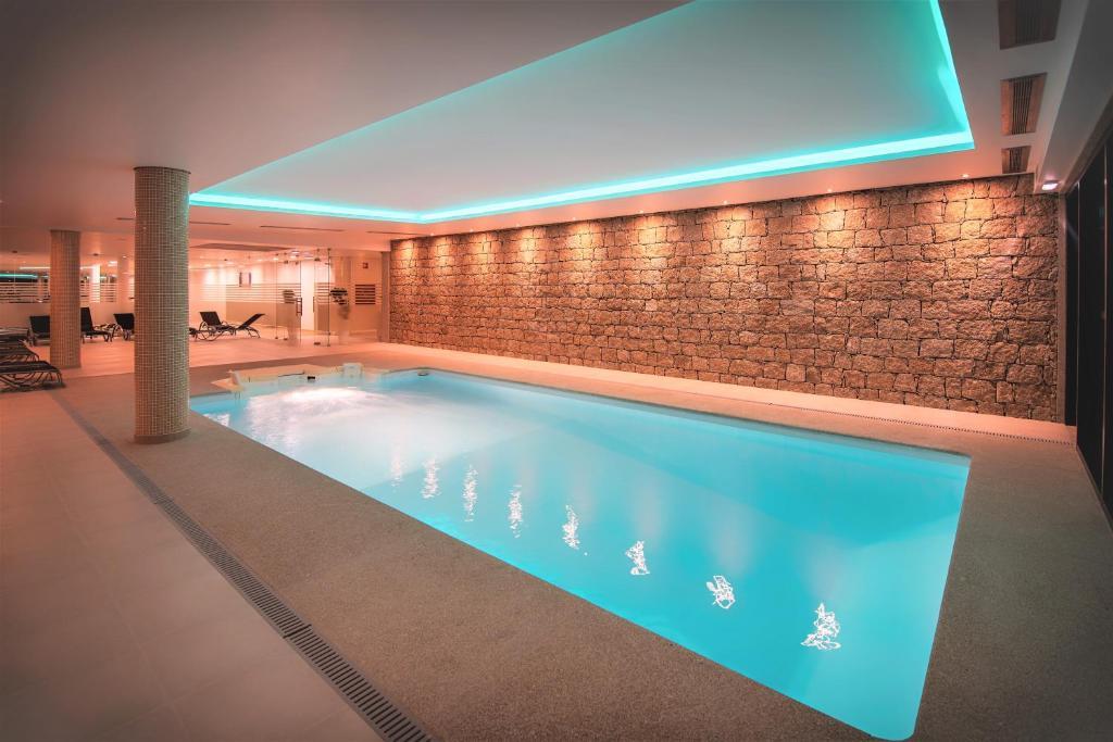 A piscina em ou perto de Flag Hotel Celorico Palace