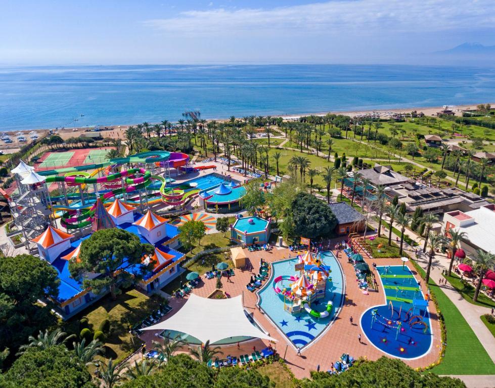 Ic Hotels Green Palace Lara Turkey
