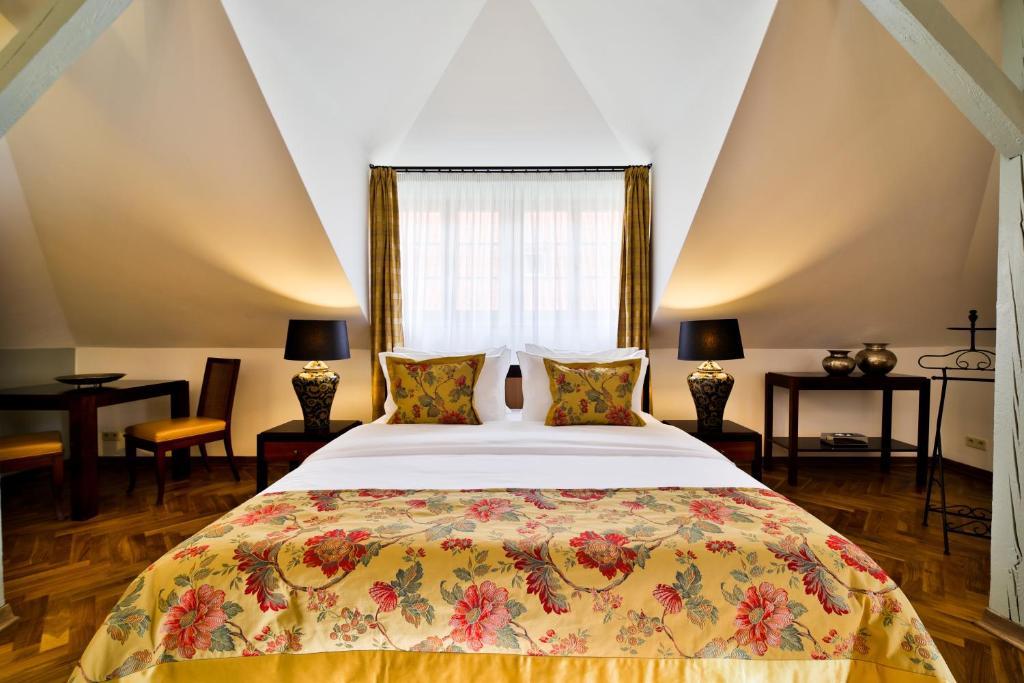 Cama o camas de una habitación en Appia Hotel Residences