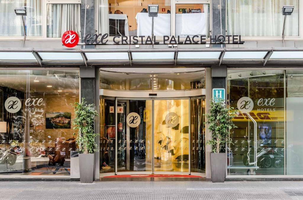 Eurostars Cristal Palace