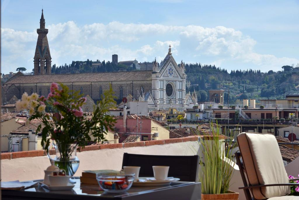 Apartment La Terrazza Florence Italy Booking Com