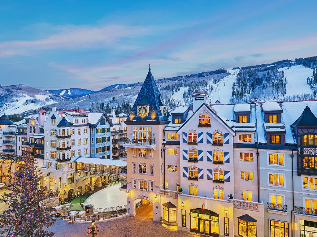Resort The Arrabelle At Vail Square Co