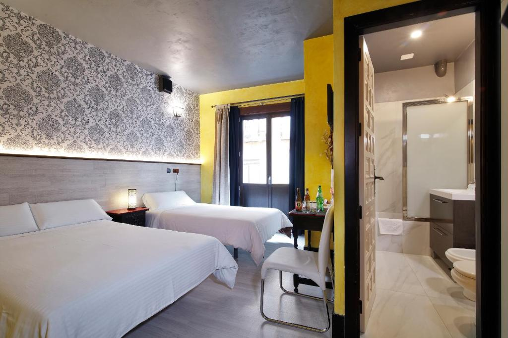 Apartamentos El Tiempo Madrid