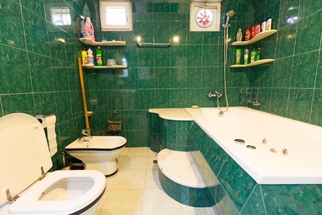 Guest House Parnavaz Mepe