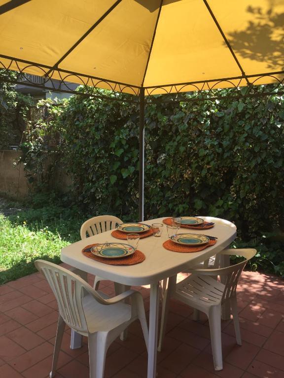 Apartment Il Villino Verde Rome Italy Bookingcom