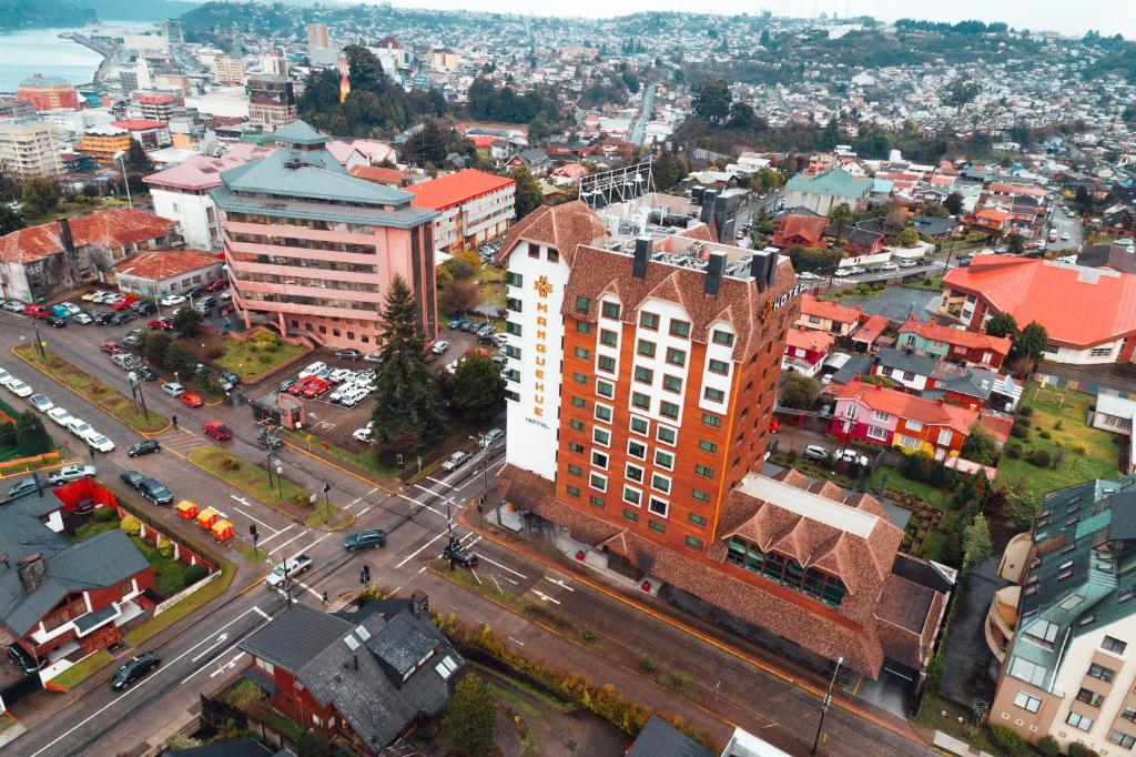 Hotel Manquehue Puerto Montt, Chile - Booking.com