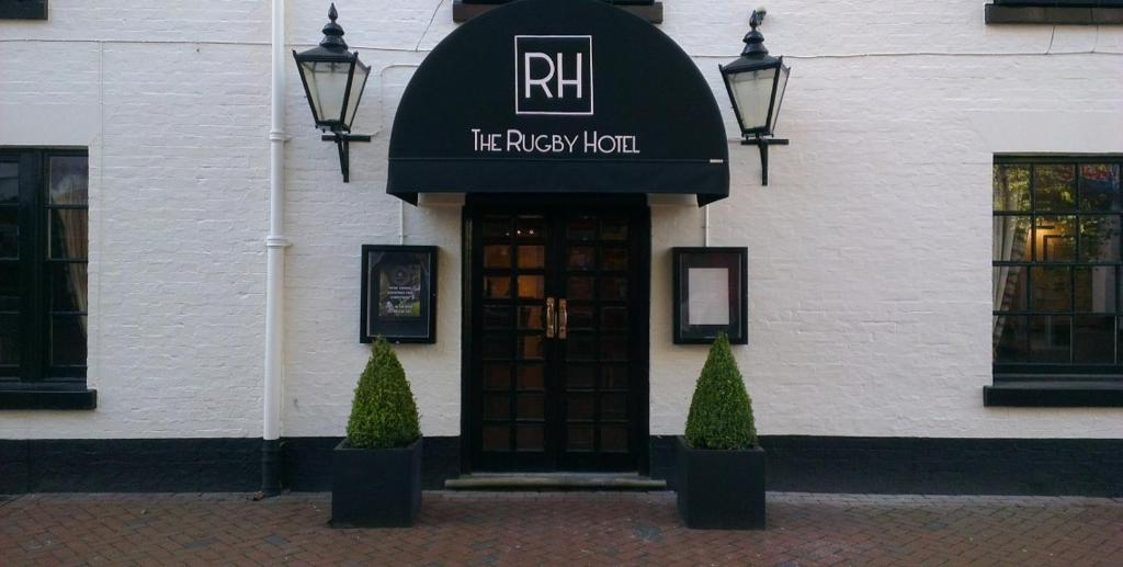 The Rugby Hotel Uk Bookingcom