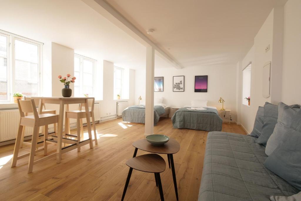 Vacation Home Rent a place to sleep, Copenhagen, Denmark