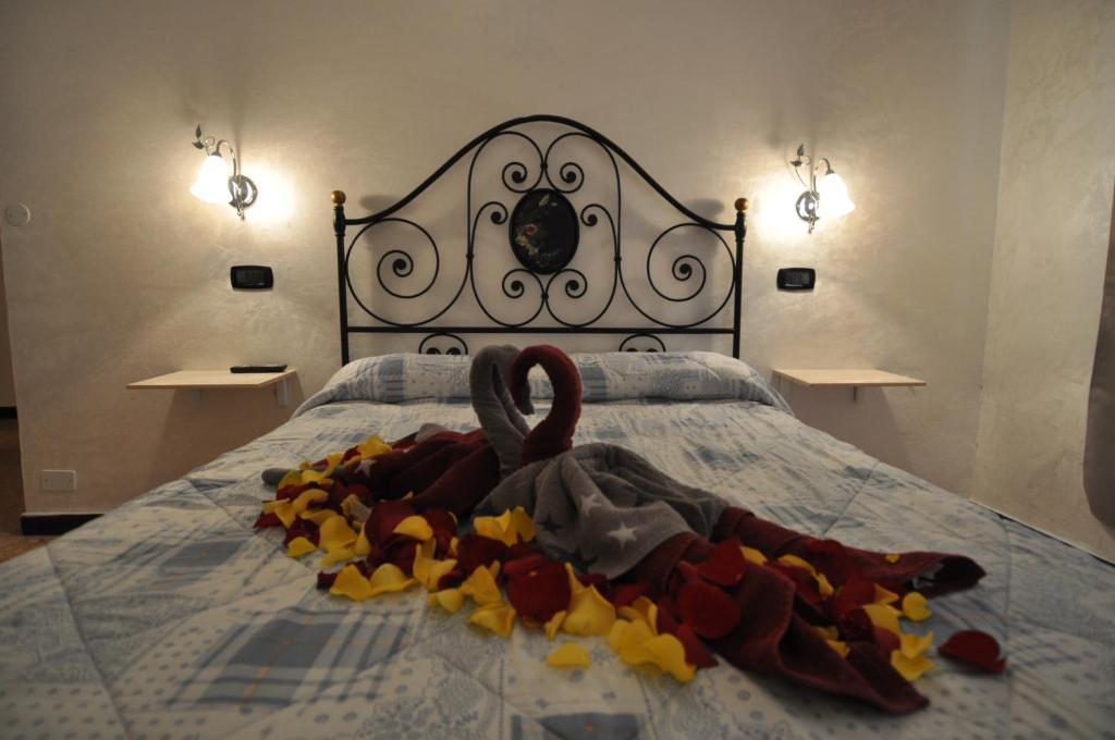 Letto o letti in una camera di SweetDreams Guest House