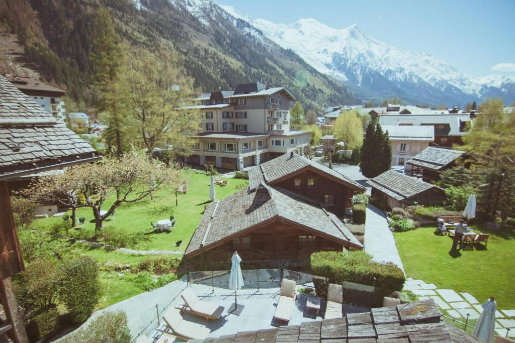 Hotel Le Hameau Albert 1er Chamonix France Booking Com