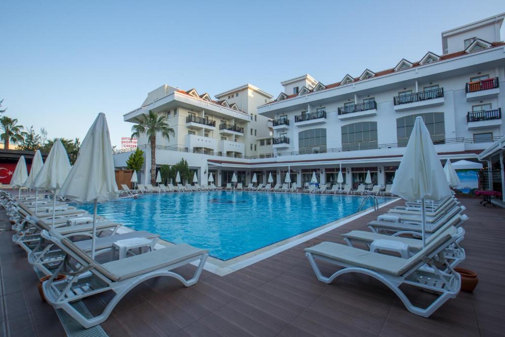 Side Aquamarin Resort Spa Side Tarifs 2020