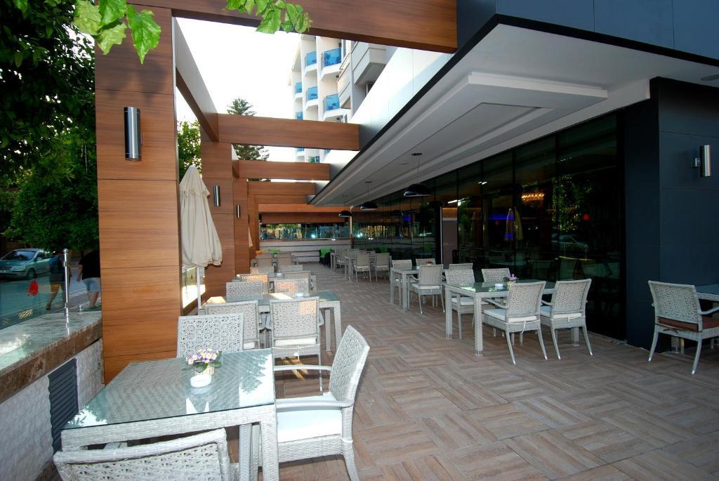 Ресторан / где поесть в Hatipoglu Beach Hotel