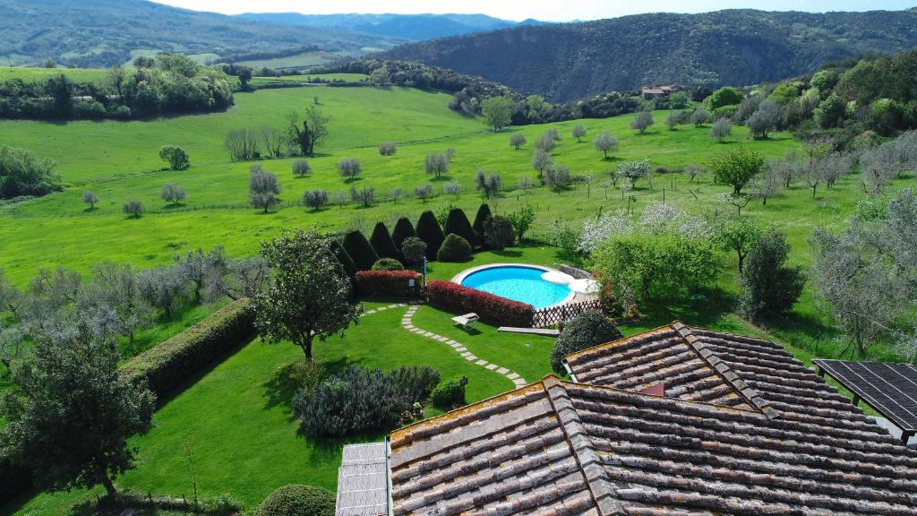 Villa esclusiva in Toscana con piscina privata ...