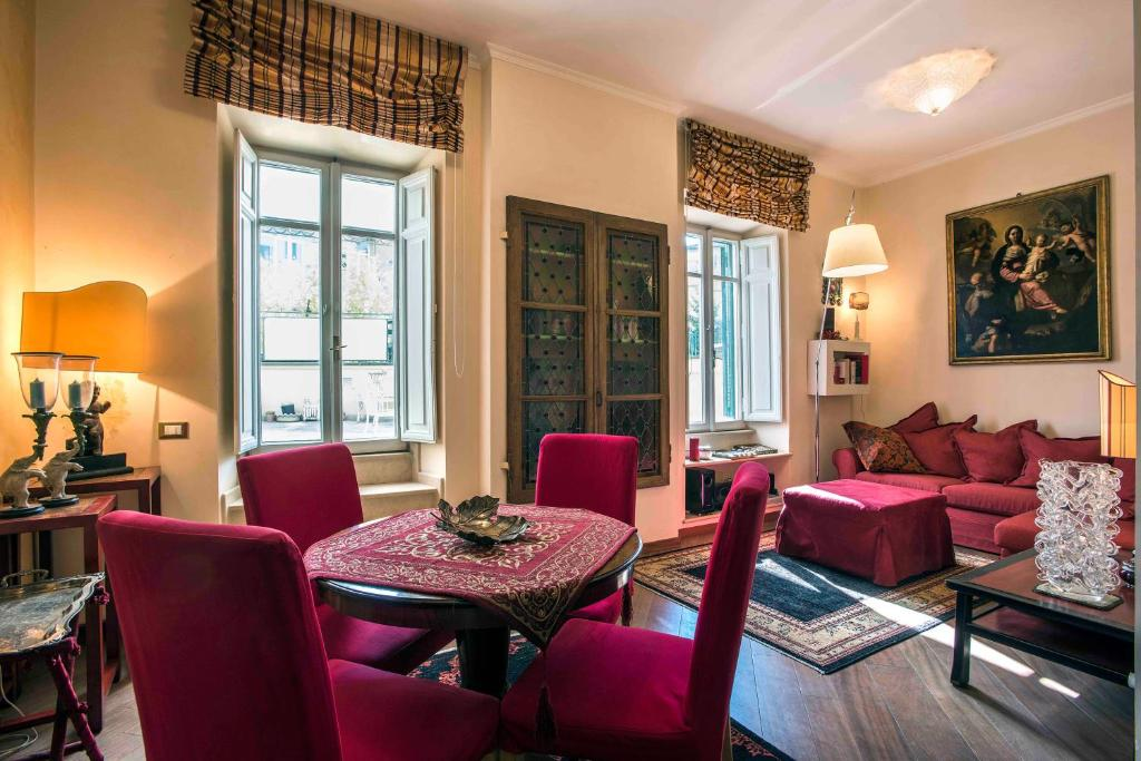 Appartamento Terrazza Ponte Milvio Italia Roma Booking Com