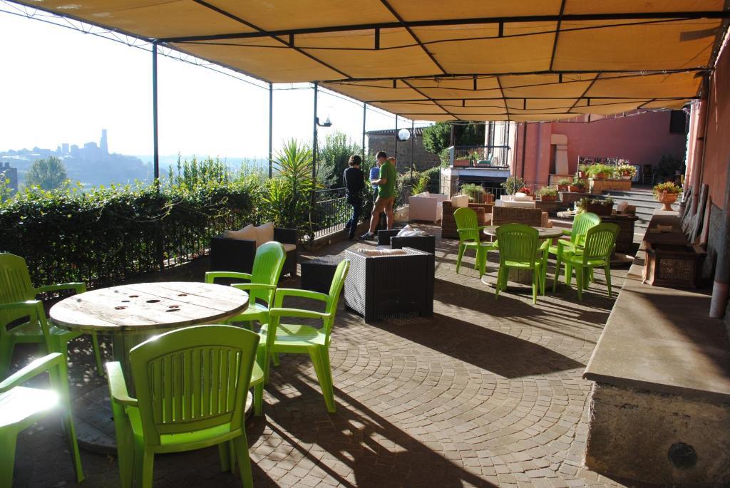 Hotel Tuscania Panoramico